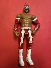 2011 Sin Cara Red & Gold PPV Series Action Figure - WWE WWF WCW TNA - Mattel