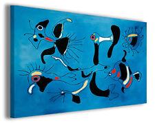 Quadri famosi Joan Mirò vol XXIV Stampa su tela arredo moderno arte design