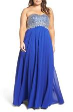 65136eeafb2 DECODE 1.8 EMBELLISHED STRAPLESS GOWN – SIZE 14W (LK02-18)