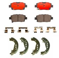 Brembo Set Front Pads and Rear Shoes Brake Kit for Scion xA xB Base 2005-2006