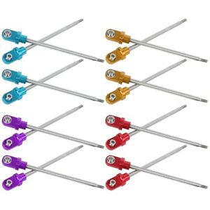 RC GTX Steel Shock Shafts with Rod Ends Part Fit for TRAXXA 1/5 X-MAXX Car Truck