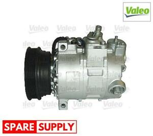 COMPRESSOR, AIR CONDITIONING FOR LAND ROVER MG ROVER VALEO 813832