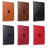"Stand Genuine Leather Case Cover For New iPad 5 9.7"" Air 1 2 Mini 3 4 Pro 10.5"""