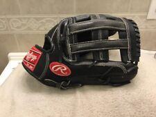 "Rawlings PRO302CVDM 12.34"" Mesh HOH Baseball Softball Glove Right Hand Throw"