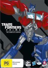 Transformers - Prime (Blu-ray, 2016, 9-Disc Set)
