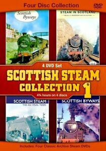 Scottish Steam Collection No.1 (4 disc set)