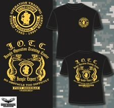 Jungle Operations Training Center Ft. Sherman, Panama JOTC Jungle School T-shirt