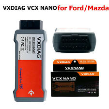 New Original VXDIAG VCX NANO For Ford/Mazda 2 in 1 IDS V100 Code Reader Scanner