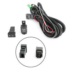 H11 Fog Light Wiring Harness Sockets Wiring Indicators Switch Kit For Toyota