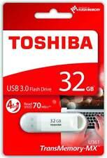 Toshiba 32GB USB 3.0 STICK SPEICHERSTICK - Weiß