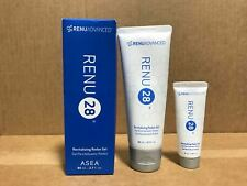 ASEA Renu 28 Advanced Revitalizing Redox Gel - 80 mL+Free 10ml sample Exp08/2021