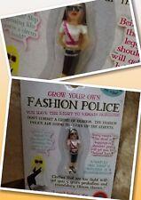 GROW your own FASHION POLICE Funny Wedding Birthday Christmas Secret Santa Gift