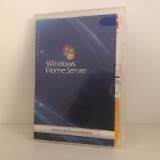 MICROSOFT WINDOWS HOME SERVER 2007 MIT SERVICEPACK 1