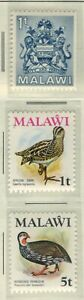 Malawi Scott 233 - 246 in MNH condition