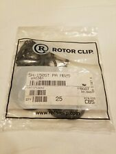 Rotor Clip SH-150ST PA MB25 Pack Of 25