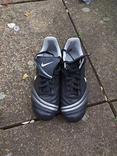 Nike B2FB Premier Black football boots, UK Size 8, RARE