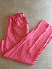 NEW ladies ERIN LONDON PANTS ELCC PANTS elastic waist CORAL stretch SMALL 4/6