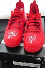 Damian Lillard Signed Adidas Shoes Size 12 - Global Authentics