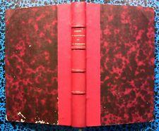 1861 LA FONTAINE CONTES ET NOUVELLES POESIES VERS LIVRE BOOK LITTERATURE FRANCE