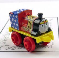 THOMAS & FRIENDS Minis Train Engine DC Super Friends EMILY Wonder Woman Weighted