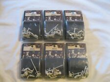 Lot Dark Age Nexus Core DAG6010 Cast Figure Kit Gaming Role Play 6 Figures