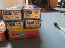 Atlas N Gauge 2-#2550 LH, 2-#2551 RH Remote Standard Switch