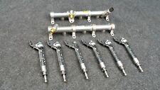 AUDI RS5 S5 F5 2.9 TFSI 2x Kraftstoffverteiler 6x Einspritzventil 06M906036 K