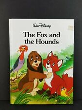 The fox and the hound book disney