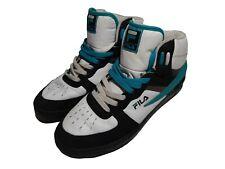 Mens Fila Trainers Lace Up Shoes Size UK 9 EU 43