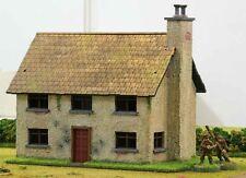 28mm MDF WWII model building Farmhouse