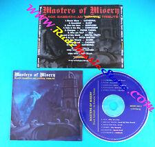 CD Compilation Masters Of Misery Black Sabbath:An Earache Tribute MOSH 100(C18)