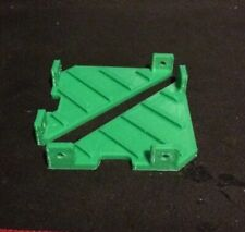 Tamiya TT-01E Man Racing Truck Body Cab Support (Left & Right) 3d Printed Green