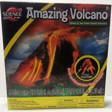 Science by Me Amazing Volcano with Glowing Lava Build and Erupt your own Volcano