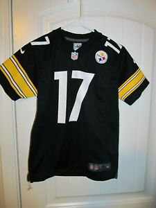Mike Wallace - Pittsburgh Steelers Jersey - Nike Youth Medium