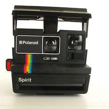 Polaroid Spirit Publicitaire l'Express - Etat de fonctionnement - Vintage -