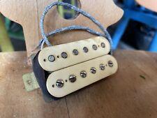 More details for vintage 1970's dimarzio super distortion humbucker guitar pickup