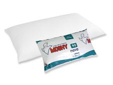 Almohada de microfibra de fibra y 100% poliester 75cm