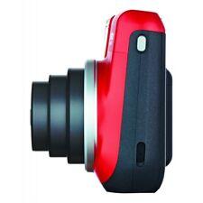 Fujifilm Fuji Instax Mini 70 Instant Camera With 10 Shots Passion Red