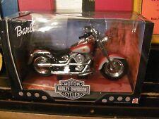 Barbie Harley Davidson Motorcycle Fat Boy NEW SEALED