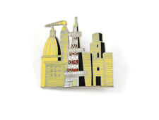 """Vintage ACME """" Complex"""" Brooch by Architect Aldo Rossi NEW"""