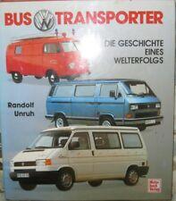* VW-Bus VW-Transporter Die Geschichte eines Welterfolges Randolf Unruh T1 T2 T3