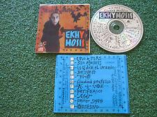 Latin Rock EKHYMOSIS **Ciudad Pacífico** ORIGINAL CD JUANES
