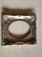 Antique French 18th Century LOUIS XV GOLD Gilt Picture frame carved very nice