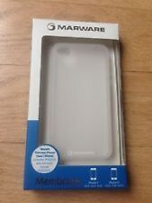 MarWare SportGrip Silicone Case for iPhone 4 (WHITE)