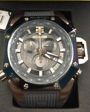 TechnoSport TS-100-7AV GMT Men's Aviation Swiss Chrono Watch