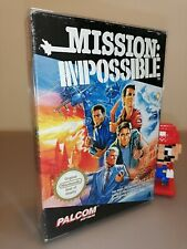 Mission Impossible Nintendo Nes Pal A Ukv complete very good conditions