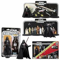 Star Wars Black Series 40th Anniversary Darth Vader Legacy Pack Diorama IN STOCK