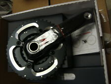 new in  box SRAM Truvativ XO Red 10 speed 175 mm 44/33/22 crankset  No BB  GXP