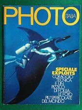 Rivista erotica PHOTO n.120 del 1985 Ed Italiana ,