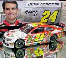 JEFF GORDON 2013 CHRISTMAS SPECIAL FOUNDATION CAR 1/24 ACTION NASCAR DIECAST